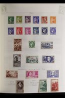 LARGE WORLD COLLECTION 19th Century To 1980's Mint & Used Virtually ALL DIFFERENT Stamps In Nineteen Albums, Includes Et - Stamps