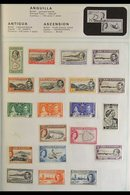 """WORLD COLLECTION An Extensive & Most Useful 20th Century Mint And Used Collection Presented In A Bulging """"Strand"""" Album  - Stamps"""