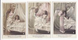Série De 5 Cartes Postales   ANGE DE NOËL   Enfants     Série 983 - Autres