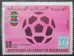 MAURITANIE Poste Aérienne N°182 Oblitéré - Mauritanie (1960-...)