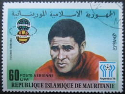 MAURITANIE Poste Aérienne N°183 Oblitéré - Mauritanie (1960-...)