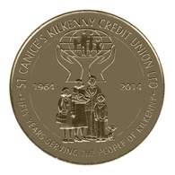 Monnaie De Paris , 2014 ,Kilkenny - CO , St Canice's Kilkenny Credit Union Ltd , 1964-2014 - Monnaie De Paris