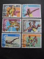MOZAMBIQUE Série N°666 Au 671 Oblitéré - Mozambique