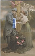 BAROMETRE DE L'AMOUR (EM 164) - Guerra 1914-18