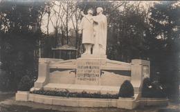 Nogent Le Rotrou : Carte-photo Du Monument Aux Morts. - Nogent Le Rotrou