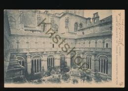Salamanca - Vista General Del Claustro De Santo [AA36 3.420 - Espagne