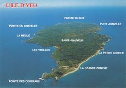 85 Ile D'Yeu Port De La Meule (2 Scans) - Ile D'Yeu