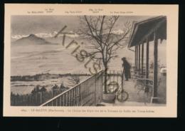 Le Salève - La Chaine Des Alpes [AA36 3.733 - France