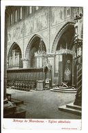 CPA - Carte Postale- BELGIQUE - Maredsous -Intérieur De L'Eglise Abbatiale-Stalles -1912-VM772 - Anhée