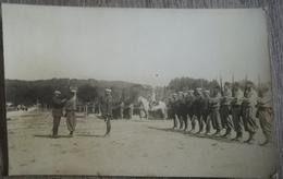 Carte Photo Remise De Décorations Troupe Coloniale - 1914-18