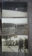 Cartes Photos Officiers De La Coloniale - 1914-18