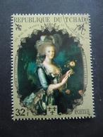 TCHAD Marie-Antoinette Oblitéré - Tchad (1960-...)