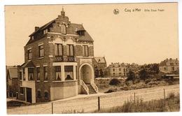 De Haan, Coq Sur Mer, Ville Doux Foyer (pk55313) - De Haan