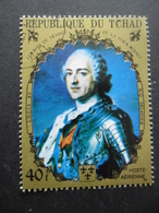 TCHAD Louis XV Oblitéré - Chad (1960-...)