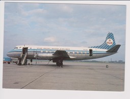 Rppc KLM K.L.M Royal Dutch Airlines Vickers Viscount 800 @ Schiphol Amsterdam Airport - 1919-1938: Between Wars