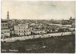W1369 Lecce - Panorama Della Città / Viaggiata 1941 - Lecce