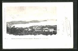 AK Noumea, Hautes Fourneaux Et Pointe Chaleix - Ansichtskarten
