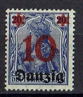 Danzig 1920 // Mi. 17 * - Danzig