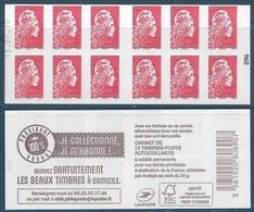C - Marianne L'Engagée Prio - Je Collectionne Je M'abonne Date En Haut (2019) Neuf** - Carnets