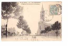 78 Le Chesnay Eglise St Saint Antoine De Padoue - Le Chesnay