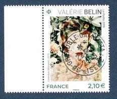 France 2019.Valérie Belin.Cachet Rond Gomme D'origine. - France