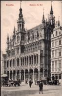 BRUXELLES :   Maison Du Roi - Places, Squares