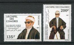 11428  COMORES  PA 59/60**  Saïd Omar Ben Soumeth Grand Mufti Des Comores  1974  TB/TTB - Luftpost