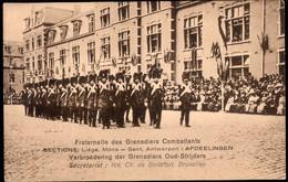 Boitsfort = Fraternelle Des Grenadiers Combattants - Watermael-Boitsfort - Watermaal-Bosvoorde