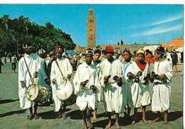 Danse Djemaa Maroc - Costumes