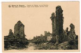 Nieuwpoort, Nieuport, Chapelle De L'Hopital, Rue Des Récollets (pk55322) - Nieuwpoort