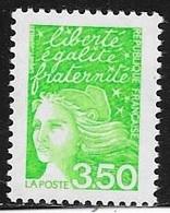 TIMBRE N° 3092  -  MARIANNE DE LUQUET  -  NEUF  - 1997 - Francia