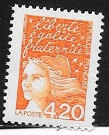 TIMBRE N° 3094  -  MARIANNE DE LUQUET  -  NEUF  - 1997 - France