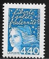 TIMBRE N° 3095  -  MARIANNE DE LUQUET  -  NEUF  - 1997 - Francia