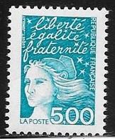 TIMBRE N° 3097  -  MARIANNE DE LUQUET  -  NEUF  - 1997 - Francia