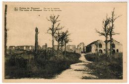 Nieuwpoort, Nieuport, Vue Sur La Caserne (pk55325) - Nieuwpoort