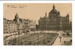 CPA - Carte Postale- Belgique - Antwerpen - Statieplaats VM779 - Antwerpen
