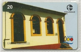 LSJP BRAZIL PHONECARD IPHA HISTORICAL PATRIMONY INSTITUTE TELEMAR - Brazil