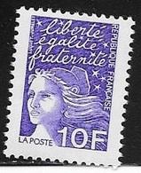 TIMBRE N° 3099  -  MARIANNE DE LUQUET  -  NEUF  - 1997 - Francia