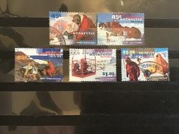 Australisch Antarctica / AAT - Complete Serie 50 Jaar ANARE 1997 - Australisch Antarctisch Territorium (AAT)