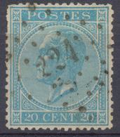 Nr. 18  :  Loochristi - 1865-1866 Profile Left