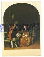 Frans Van Mieris The Elder. Repas D'Huîtres. Treating To Oysters 1659. The Hermitage. Leningrad - Peintures & Tableaux