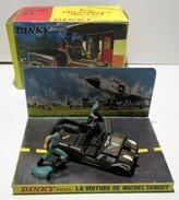 DINKY TOYS RENAULT SINPAR 4X4 MICHEL TANGUY - Toy Memorabilia