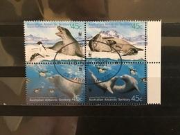 Australisch Antarctica / AAT - Complete Set Zeeluipaard 2001 - Australisch Antarctisch Territorium (AAT)
