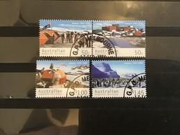 Australisch Antarctica / AAT - Complete Set Mawson Onderzoeksstation 2004 - Australisch Antarctisch Territorium (AAT)