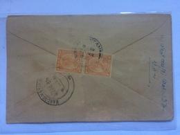 PAHANG - 1936 Cover Kuantan To Kandramanikam - Pahang