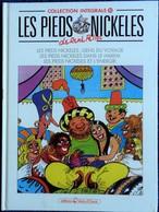René Pellos - Les Pieds Nickelés - Intégrale Album N° 10 - Éditions Vents D'Ouest . - Pieds Nickelés, Les
