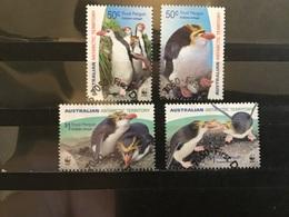 Australisch Antarctica / AAT - Complete Set WWF, Pinguïns 2007 - Australian Antarctic Territory (AAT)