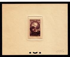 FRANCE - N° 907 - MAURICE NOGUES - AVIATEUR - EPREUVE DE COULEUR N° 1717Lx. LUXE - Artist Proofs