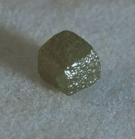 Diamant Diamond 1,35 Ct, Mbuji Mayi, Kasaï-Oriental, R.D. Congo: 90 - 50 % - Minéraux