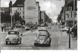 Deutschland - Rhénanie-du-Nord-Westphalie - Bielefeld - Berliner Platz - Herforder Strasse (volkswagen) - Bielefeld